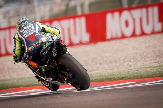 Penyebab Rossi Tidak Memakai Jurus Power Slide Lagi