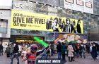 4 Makna Tulisan Give Me Five Di Wearpack Marquez