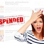 Pengalaman Website Kena Suspend Rumahweb (503 Service Unavailable)