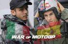 World War 4 Rossi Vs Marquez : The Final Showdown
