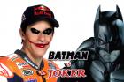 Persaingan Rossi Dan Marquez Seperti Batman Vs Joker