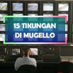 Mengenal 15 Nama Tikungan Di Sirkuit Mugello Italy