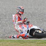 10 Kesialan Dovizioso Sejak Bergabung Tim Ducati
