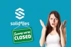 Solidfiles.com Akhirnya Tutup Karena Problem Keuangan