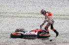(Kuis MotoGP) Tebak Siapa Yang Membuat Marquez Crash