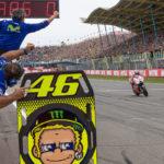 Cetak Kemenangan Ke 10 Rossi Di Juluki King of Assen