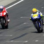 Trik Rossi Atasi Power Ducati Di Depan Garis Finish