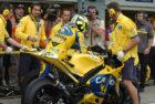 Penyebab Rossi Tidak Jago Di Balapan Flag to Flag