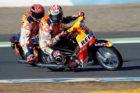 Balapan Motor Jadul Rider MotoGP Tetap Paling Jago