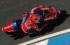 Desain Livery Spiderman Melandri Paling Keren Di MotoGP