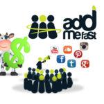 Cara Menambah Ribuan Subscriber dan Follower Dengan AddMeFast