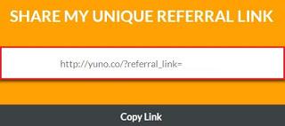 Cara Dapat $7.5 Dollar Dari Giveaway Yuno.co