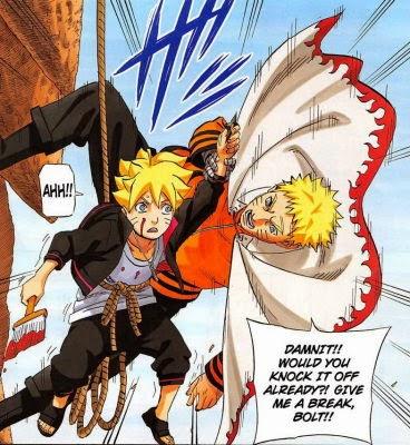 Hiks! Manga Naruto Tamat Pada 10 November 2014