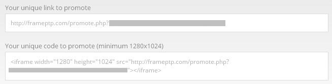 Cara Dapat Uang Di FramePTP (Paid To Promote)