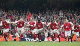 5 Duel Terpanas Arsenal Vs Manchester United