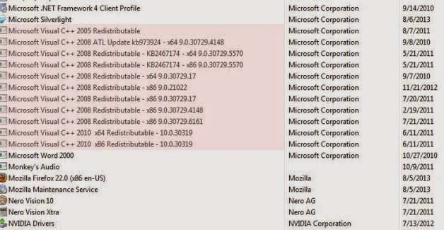 [Download] Visual C++ Redistributable Packages