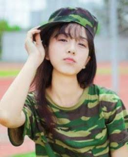 Tentara Tercantik Di Cina Yang Bikin Heboh