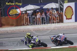 Efek Sepang Clash Bagi Rossi Marquez Dan Lorenzo
