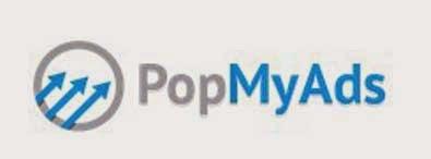 Mencari Dollar Dari Trafik Blog Dengan PopMyAds