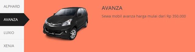 City Home Rent Car : Jasa Sewa Mobil Harian (Dalam/Luar Kota)