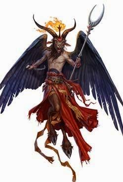 Mitos 9 Iblis Yang Mewakili Dosa Manusia
