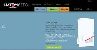 Mencari Dollar Dari Situs Matomy SEO (Text Link Ads)