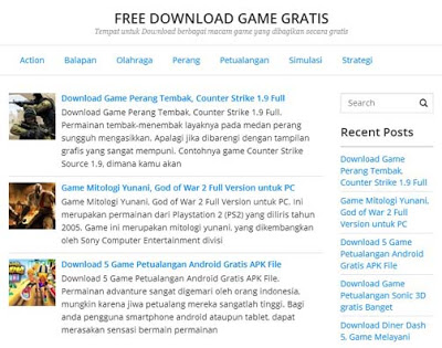 Review Situs Download Game Gretongan