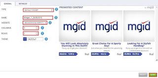 Cara Menaikkan Trafik Blog Dengan MGID.com