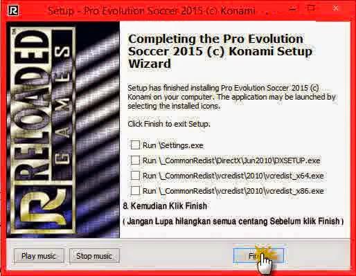 Cara Terbaru Install PES (Pro Evolution Soccer) 2015