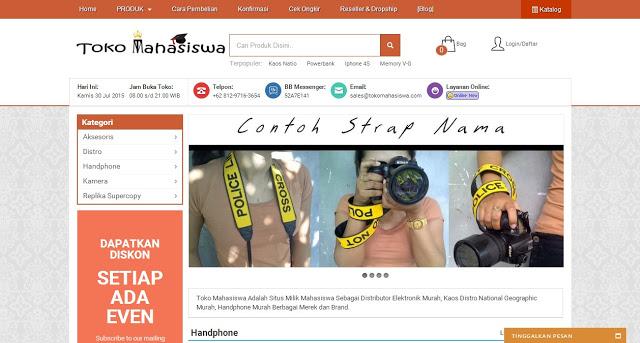 Tokomahasiswa.com Jual Kaos Distro National Geographic dan Handphone Murah