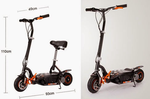 Make Your Trip Easier With an Electric Scooter