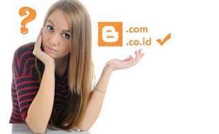 Kini Blogspot.com Berubah Jadi Blogspot.co.id